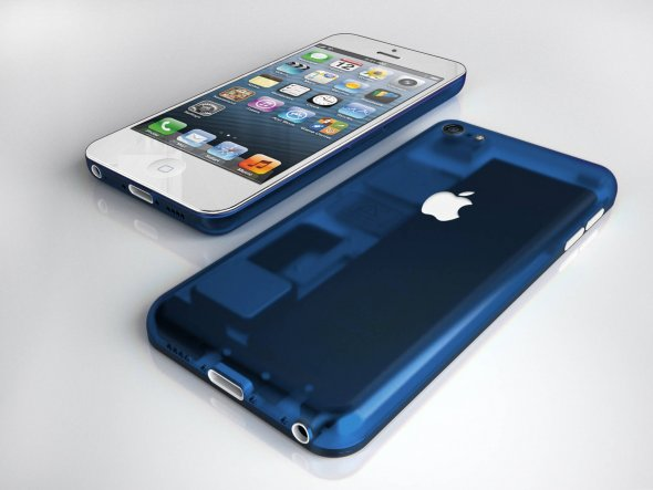 iPhone G3 Dark BLUE