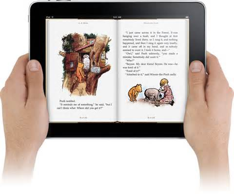 iBooks-iPad