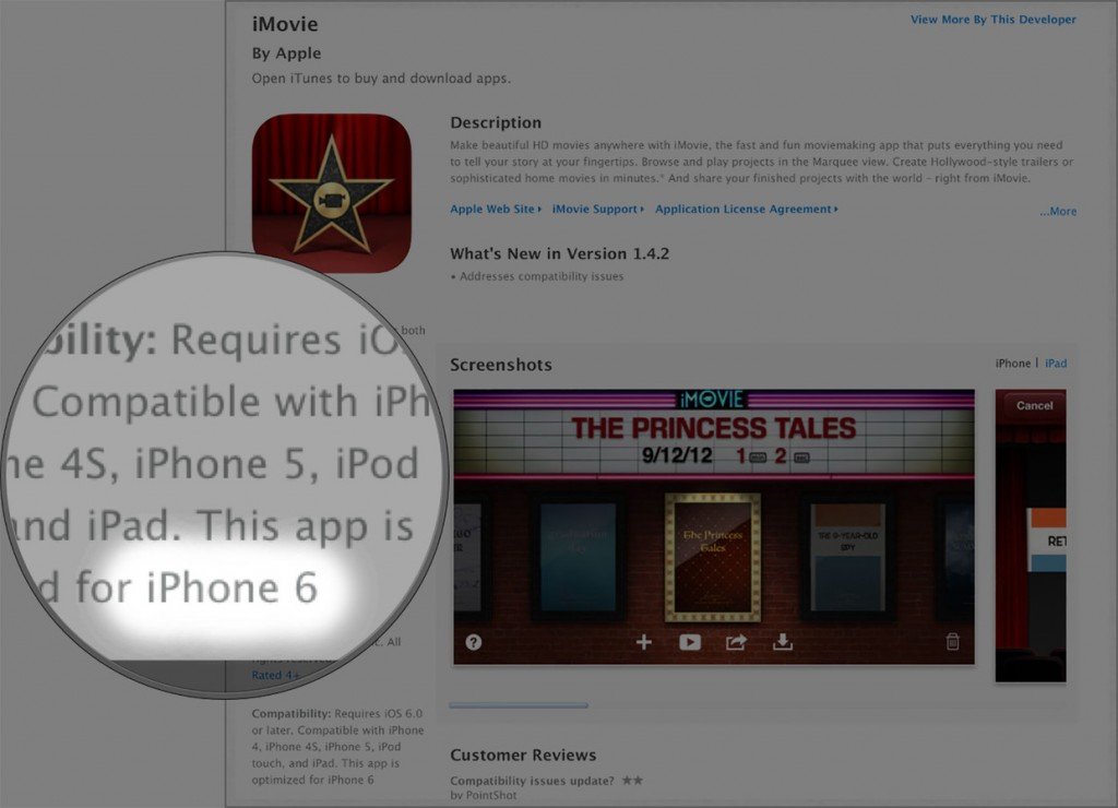 imovie_iphone_6_compatibility_screencap