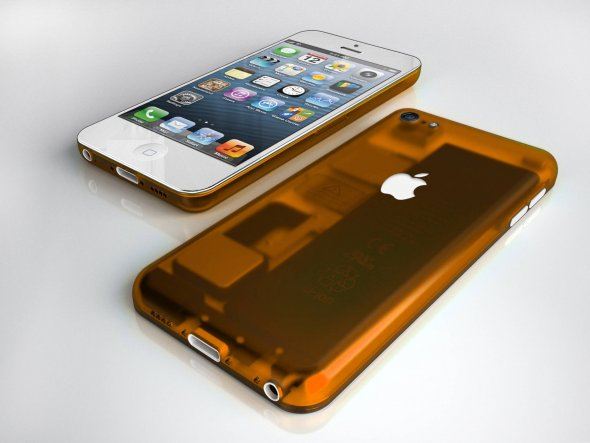 iPhone G3 orange