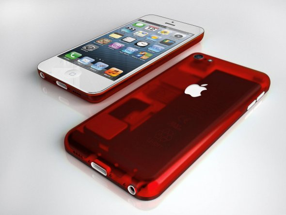 iPhone G3 red